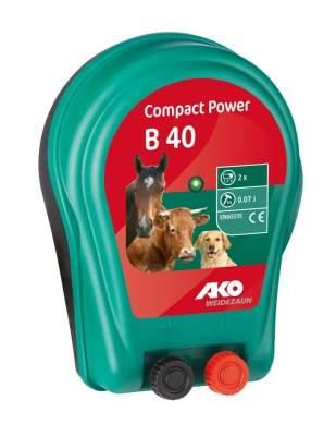 1,5 V Batteriegerät Compact Power B 40