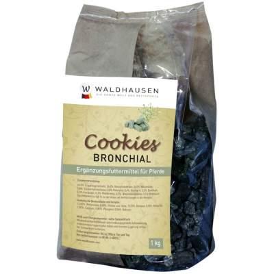 WALDHAUSEN Cookies BRONCHIAL, 1 kg - Tüte, 1000 g
