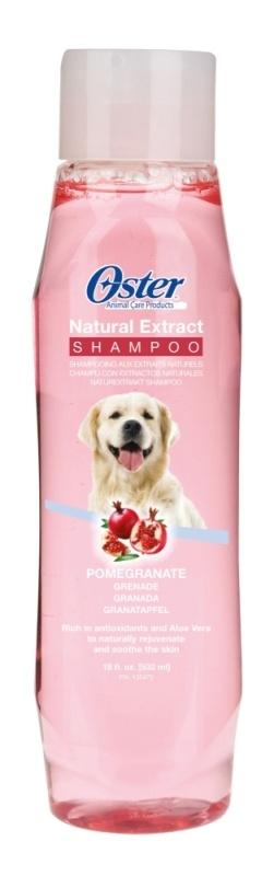 OSTER Natural Extract Shampoo Granatapfel, 532 ml