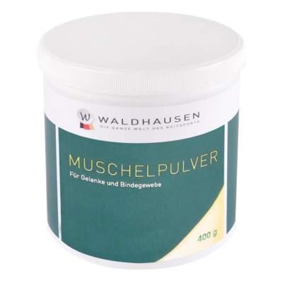WALDHAUSEN Muschelpulver - Für Gelenke und Bindegewebe, 400 g, 400 g