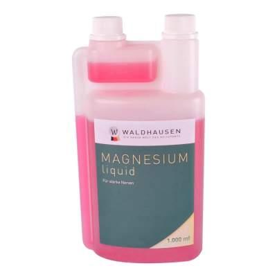 WALDHAUSEN Magnesium liquid - für starke Nerven, 1 l, 1000 ml