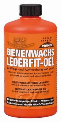 HORSE fitform® Lederpflege BIENENWACHS-ÖL, 500 ml