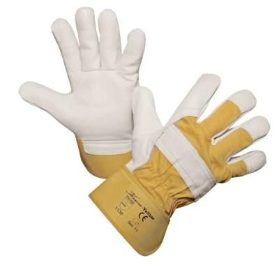 KERBL Rindsvollleder-Handschuh Yelltor