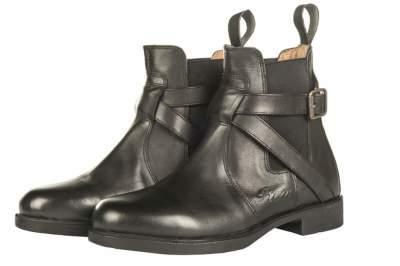 HKM Jodhpur -REX Fashion- mit Elastikeinsatz, Schuhgrösse 36, schwarz