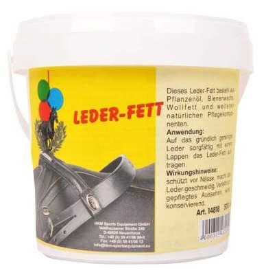 HKM Leder-Fett, 500 ml