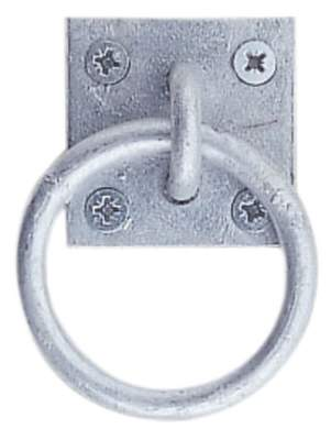 BUSSE Anbindering PLATTE, verzinkt, verzinkt