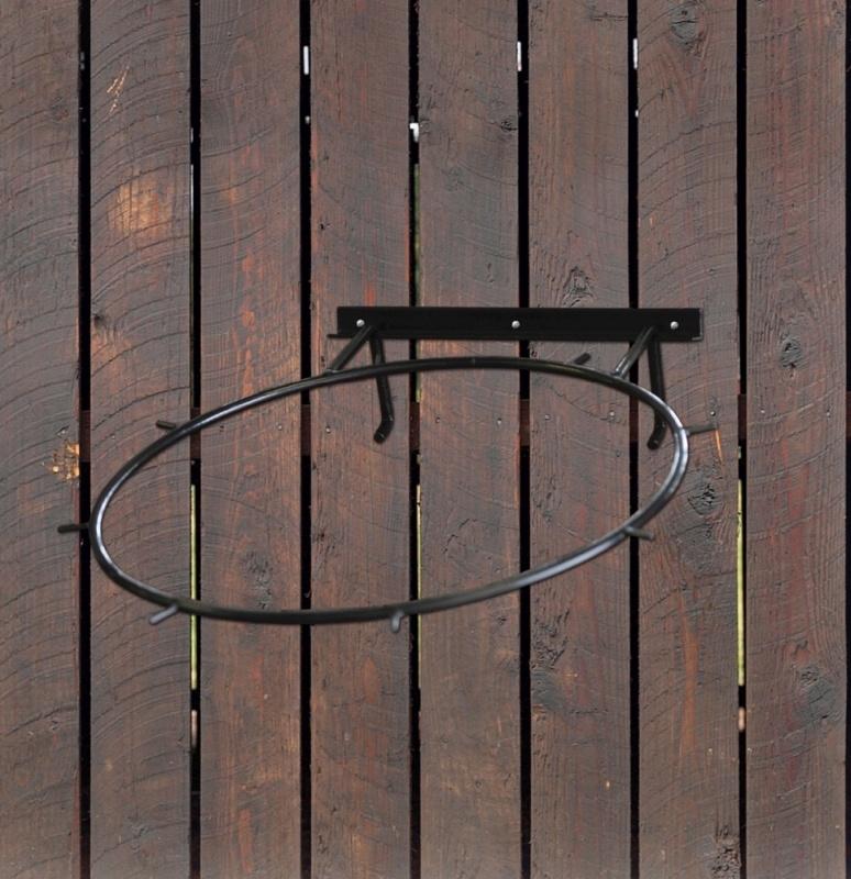 BUSSE Heunetzbefüller FIX, Ø 51 cm, schwarz