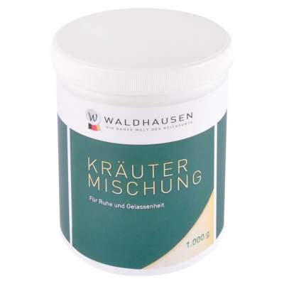 WALDHAUSEN Kräutermischung - Für Ruhe und Gelassenheit 1 kg, 1000 g