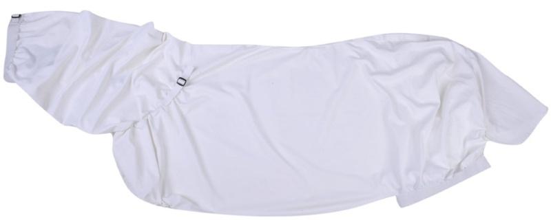 HKM Ekzemer-Decke, Rückenlänge 155 cm, weiß