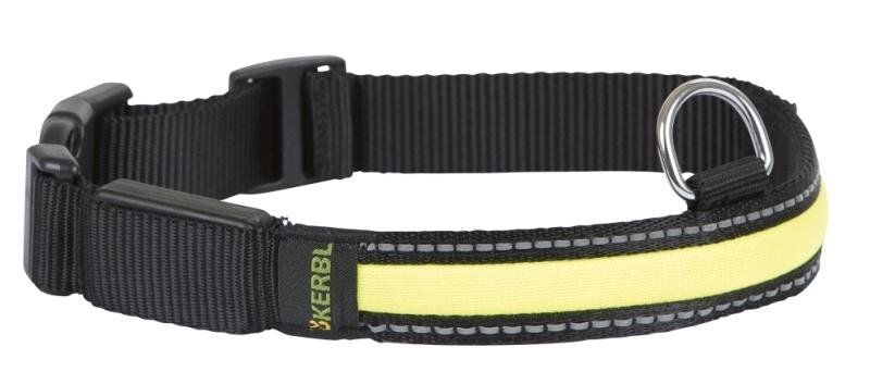 KERBL Light & Reflex Leuchthalsband