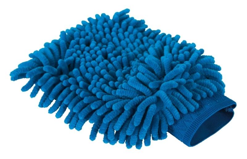KERBL Putzhandschuh, royal blau