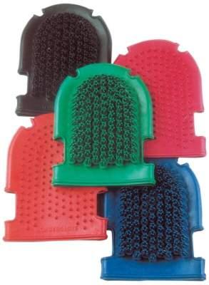 BUSSE Waschhandschuh WONDER, farblich sortiert