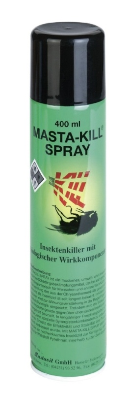 KERBL MASTA-KILL Spray*, 400 ml