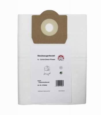 SUPER DANDY Power Papier - Staubbeutel