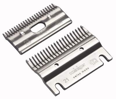 HEINIGER Schermesser, for ALL, grob 21/23, Stahl