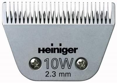 HEINIGER Scherkopf SAPHIR #10W/2.3 mm, Stahl