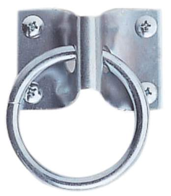 BUSSE Anbindering PLATTE, Metall, verzinkt