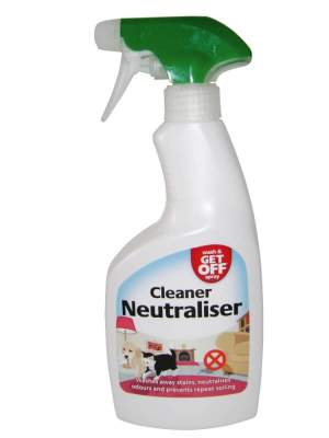 KERBL Wash and Get Off Spray*, 500 ml