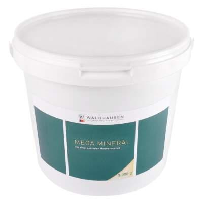 WALDHAUSEN Mega Mineral - Für einen optimalen Mineralhaushalt, 3 kg, 3000 g