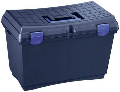 BUSSE Putzbox CLASSICO, 50 x 24 x 34 cm, midnight blue