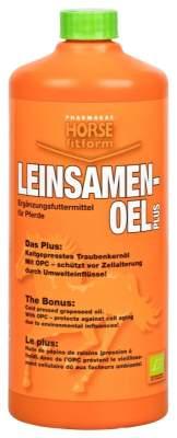 HORSE FITFORM Leinsamenöl, 1000 ml