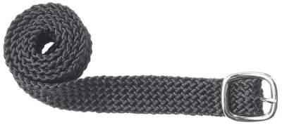 BUSSE Sporenriemen STANDARD, Länge 49 cm, schwarz