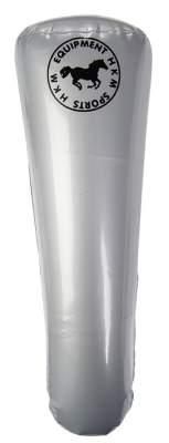 HKM Stiefelspanner lang, aufblasbar 43 cm, unisize, silber