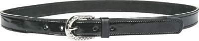 HKM Gürtel aus Lackleder -Mara- 25 mm breit