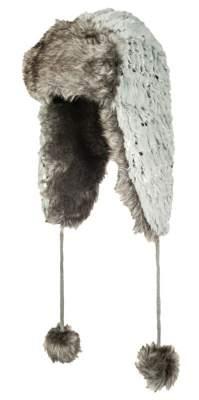 Cavallino Marino by HKM Fellmütze -Arctic-, unisize, grau/silber