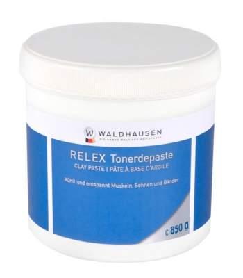 WALDHAUSEN Relex Tonerdepaste grün, mit Kräutern 850 g, 850 g