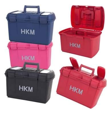 HKM Putzbox -Profi-, farblich sortiert