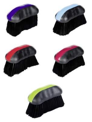 HKM Antirutsch Fellbürste mit weichen synth. Haar, farblich sortiert