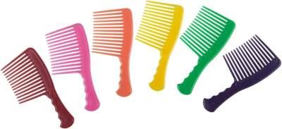 USG Mähnenkamm, farblich sortiert