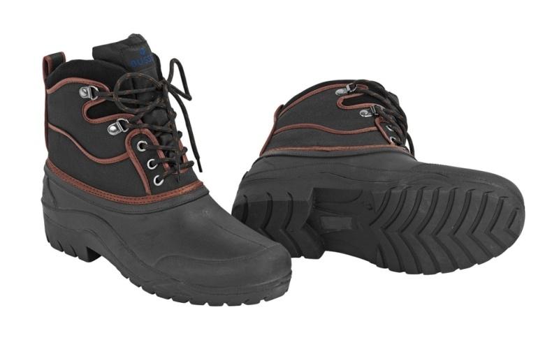 BUSSE Thermoschuh LAHTI, Schuhgrösse 42, schwarz (braun)