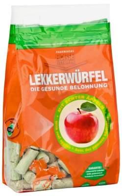 HORSE FITFORM Lekkerwürfel mit Äpfeln, 1 kg