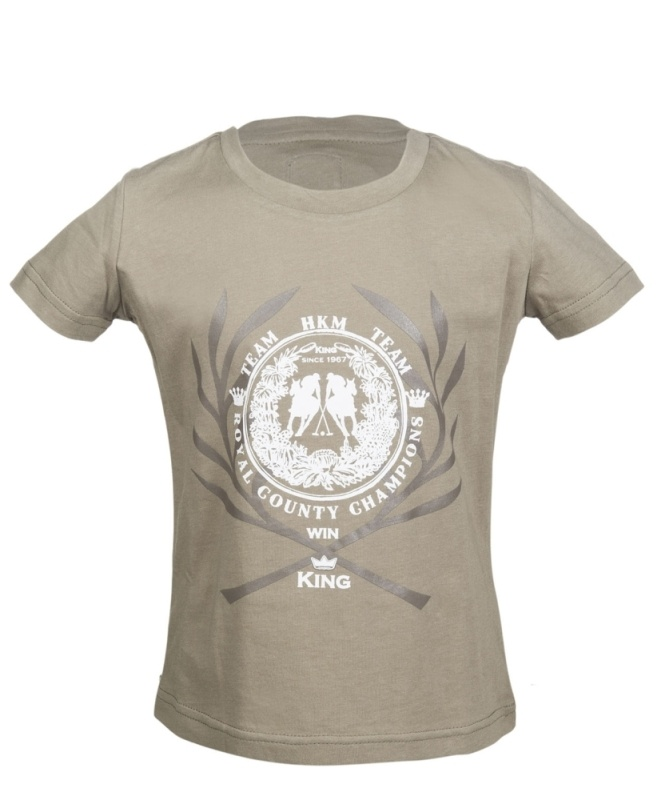 KING by HKM Shirt -San Luis-