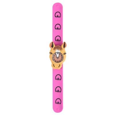 WALDHAUSEN Kinder-Armbanduhr Pferdekopf