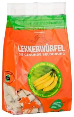 HORSE FITFORM Bananen Sweeties, 1 kg