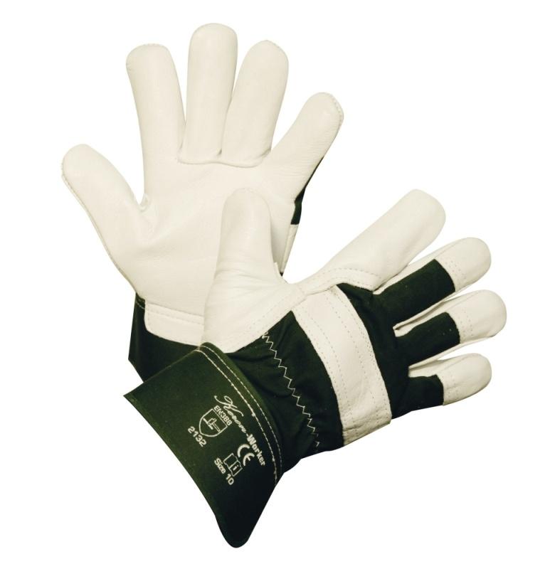 KERBL Rindsvollleder-Handschuh Worker