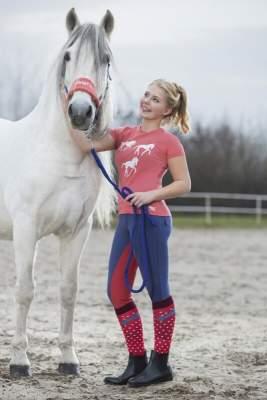 Bibi & Tina by HKM T-shirt -Bibi&Tina Horse-