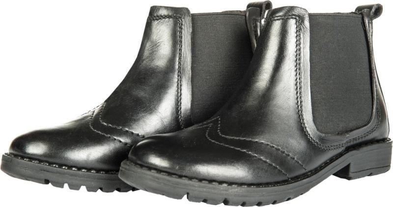 HKM Kinder Jodhpur Schuh, Leder