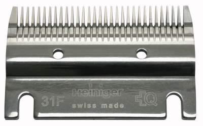 HEINIGER Schermesser, for ALL, kurz 31F/23, Stahl