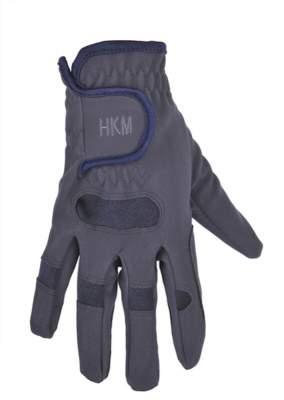 HKM Reithandschuh -Softy- mit Elastikeinsatz