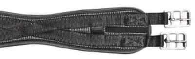 HKM PVC Soft Sattelgurt Waffeloptik -Elastik-