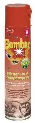 KERBL Fliegen- und Wespenspray Bomber *, 600 ml