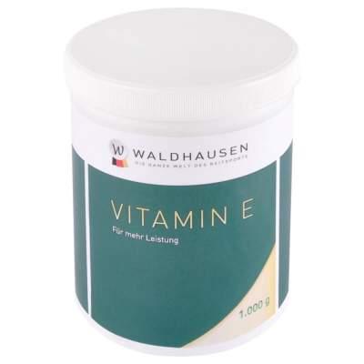 WALDHAUSEN Vitamin E - Für mehr Leistung, 1000 g