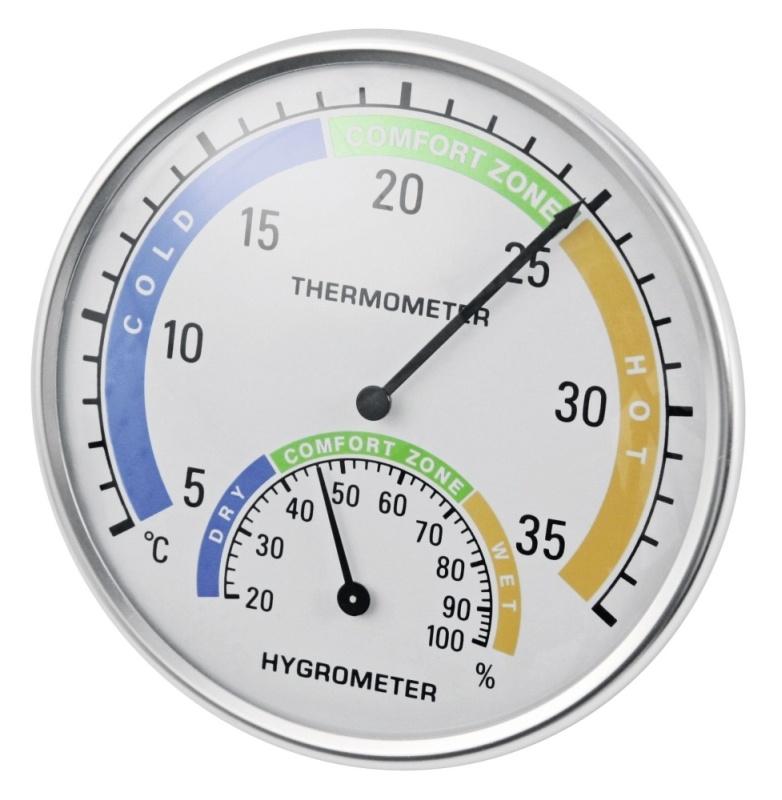 KERBL Thermometer - Hygrometer