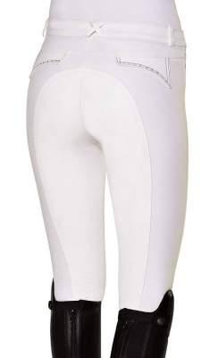 PFIFF Seamless Vollbesatzhose Pippa, Damengrösse 40, weiß