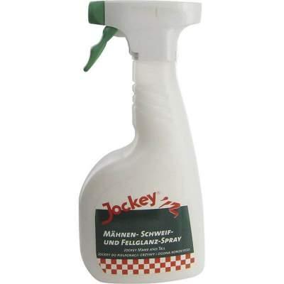Jockey Mähnen- Schweif- und Fellglanz-Spray, Sprühflasche 500 ml
