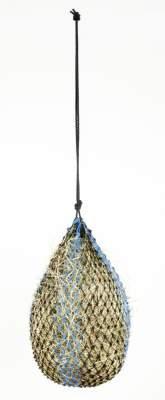 USG Heunetz, Nylon, kleine Maschengröße, schwarz/blau